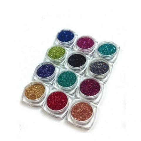 Kiss Beauty Glitter Eye Shadows