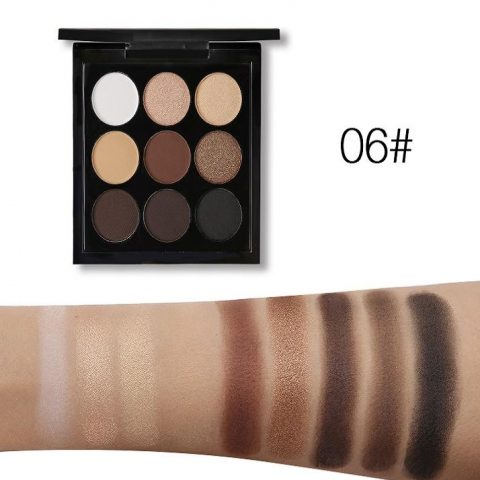 Party Queen Eyeshadow Palette (9 colors)