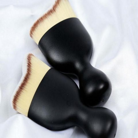 Powder Brush Blusher - Black