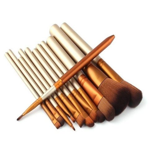 Cosmetic Brushes - Pack of 12