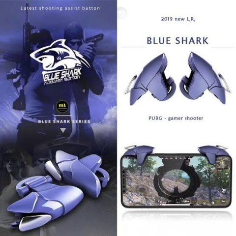 Blue Shark Original Metal Trigger