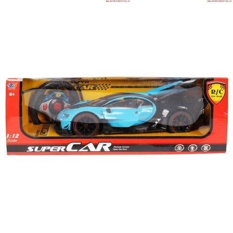 Super Racer Steering Remote Control Car for Kids