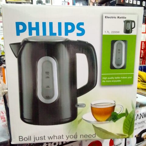 Philips Daily Collection Kettle 2200-W 1.7L