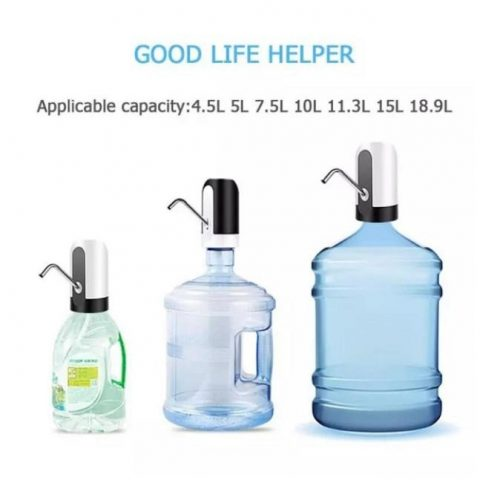 Smart USB Charge Electric Bottle